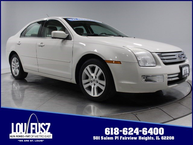 Pre-Owned 2008 Ford Fusion SEL FWD 4dr Car