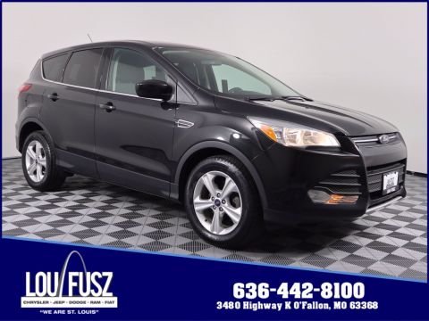 Pre-Owned 2015 Ford Escape SE FWD Sport Utility