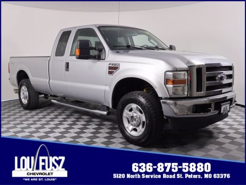 Pre-Owned 2010 Ford Super Duty F-250 SRW XL 4WD Extended Cab Pickup