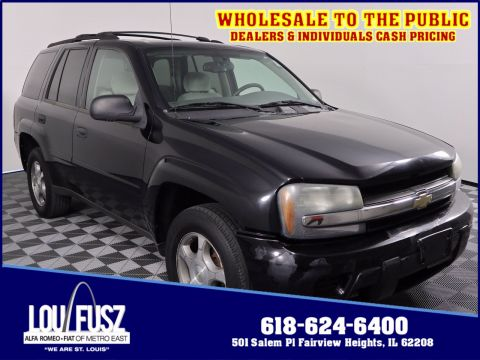 2008 Chevrolet TrailBlazer Fleet with 2FL