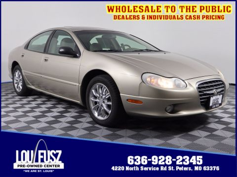 Pre-Owned 2003 Chrysler Concorde LXi FWD 4dr Car