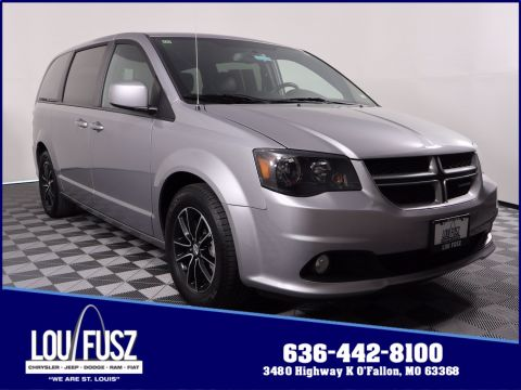 Pre-Owned 2018 Dodge Grand Caravan GT FWD Mini-van, Passenger