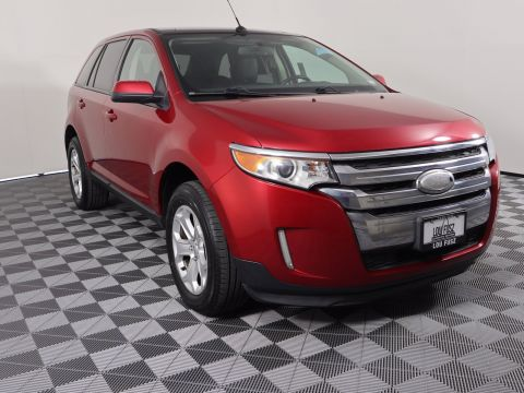Pre-Owned 2012 Ford Edge SEL AWD Station Wagon