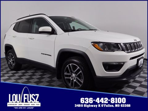 Pre-Owned 2018 Jeep Compass Latitude 4WD Sport Utility