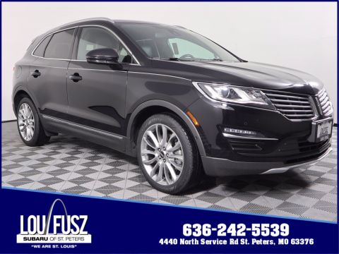 Pre-Owned 2017 Lincoln MKC Reserve FWD Sport Utility