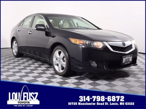 Pre-Owned 2010 Acura TSX Tech Pkg FWD Sedan