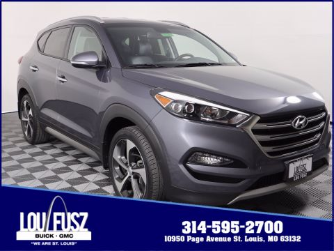Pre-Owned 2017 Hyundai Tucson Limited AWD Sport Utility